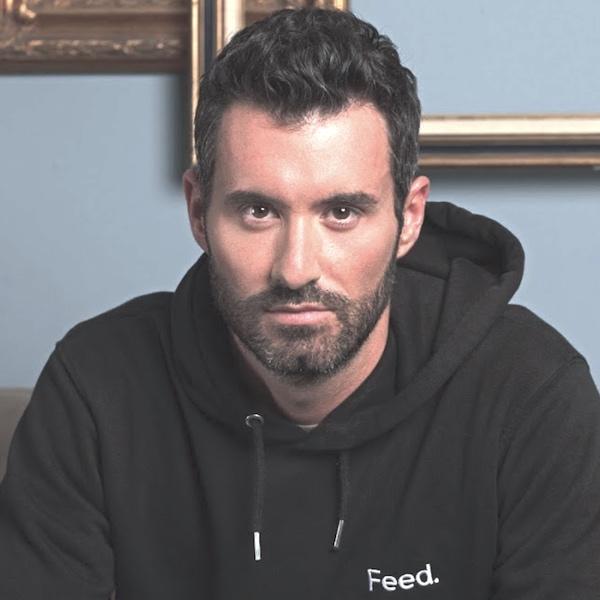 Anthony Bourbon - fondateur de Feed