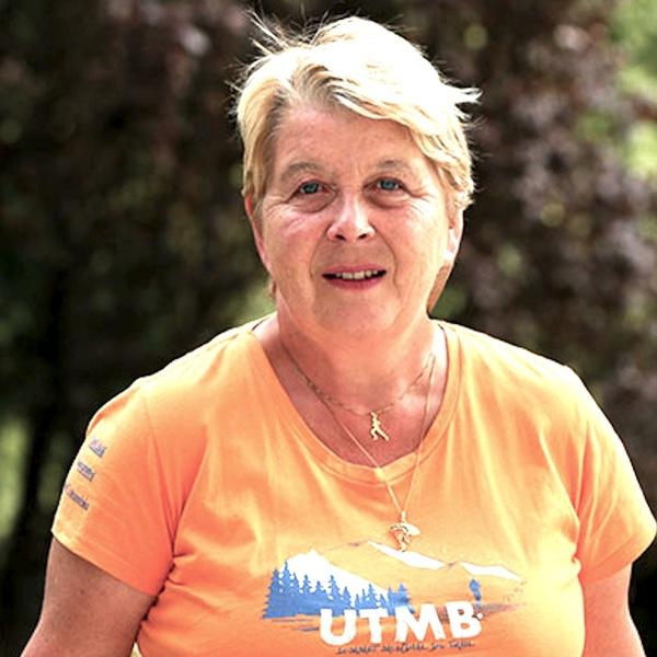 Catherine Poletti - cofondatrice de l'UTMB