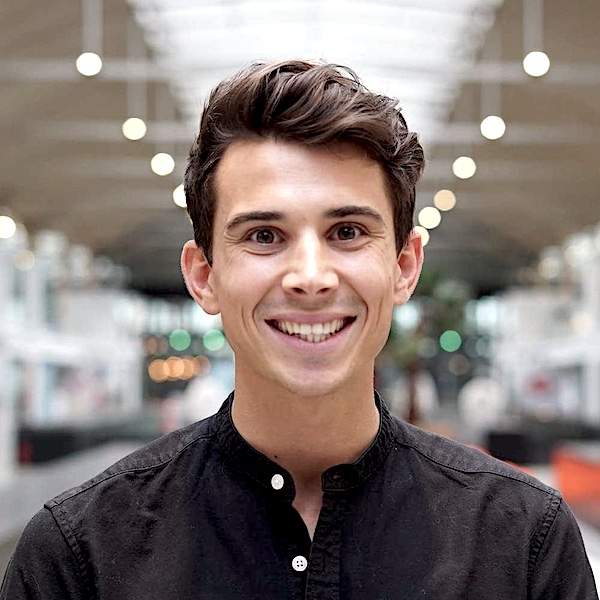 Guillaume Moubeche - cofondateur de Lemlist