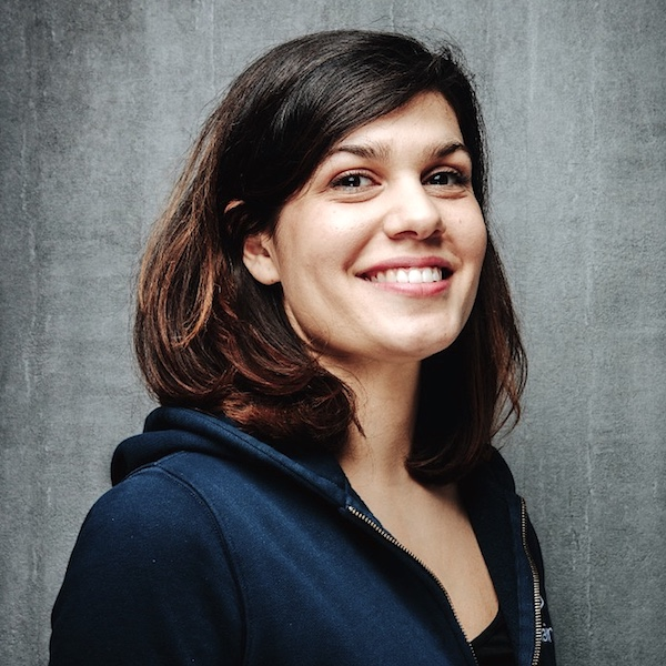 Jade Francine - cofondatrice de WeMaintain