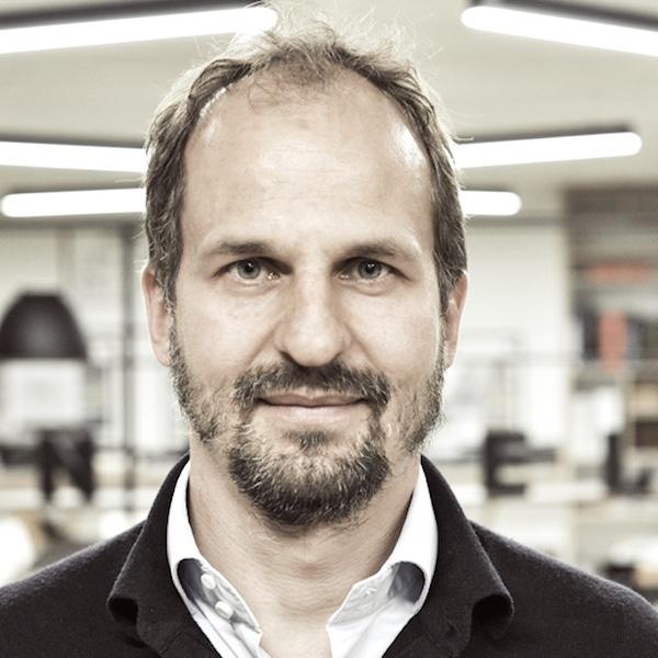 Frank Zorn - cofondateur de Deskeo